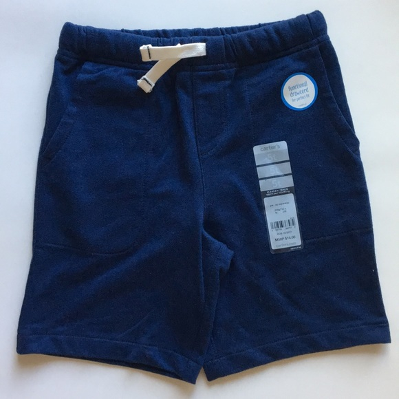 Carter's Other - NWT Carters Terrycloth Shorts